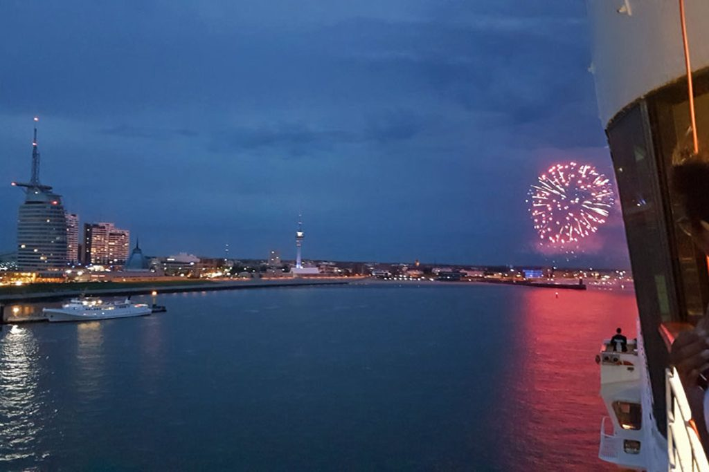 Groß gefeiert – nun geht es auf zu neuen Ufern