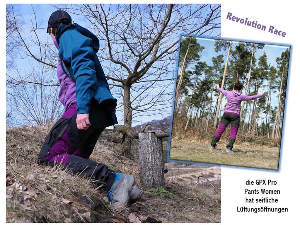 GPX Pro Pants in der Natur